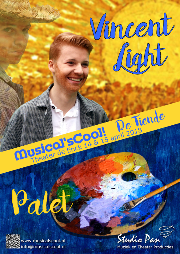 Vincent Light en Palet